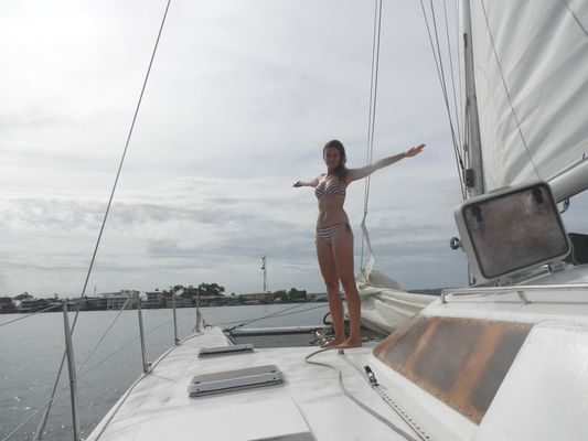 enjoyed Bocas sailing