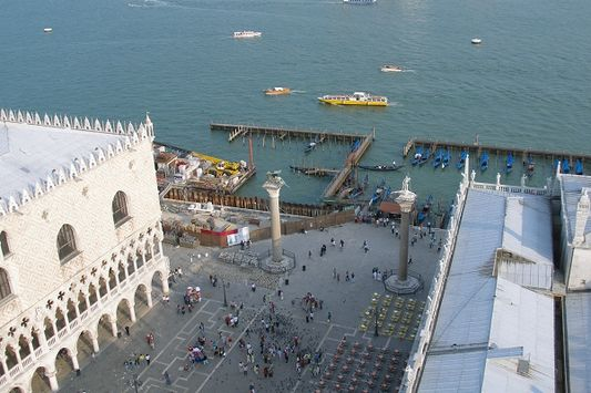 view of San Marco square
