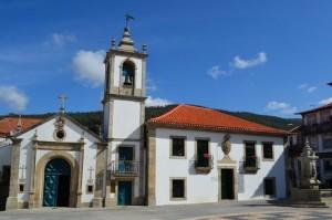 Chapel of Mercy in Arouca village