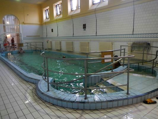 for swimming, exercise or relax