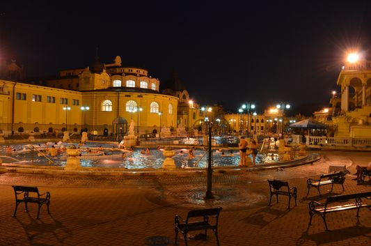 isnt Szechenyi romantic