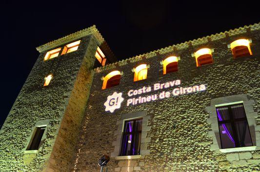 Sant Gregori castle opening TBEX dinner