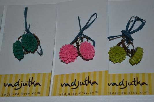 Vadjutka earrings