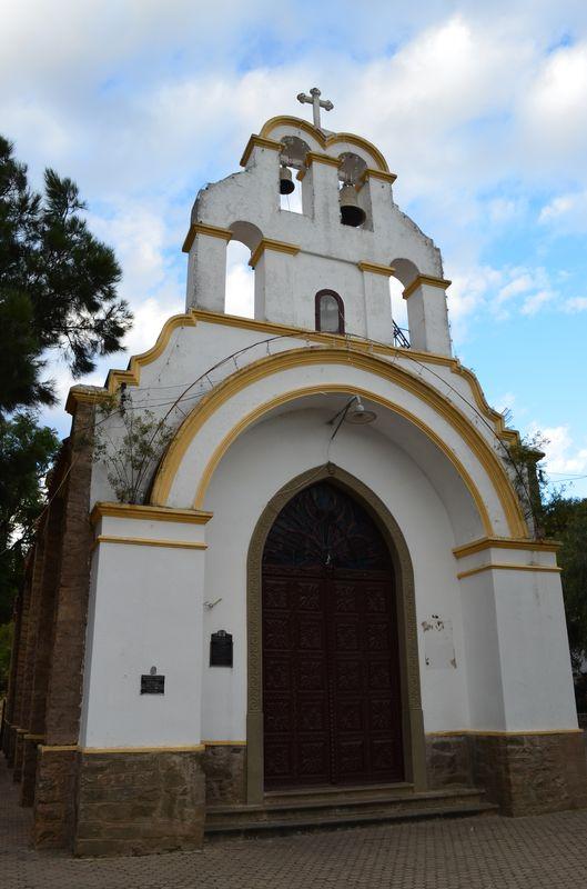 Capilla Loma de San Juan