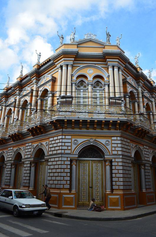 Casa Dorada in Tarija