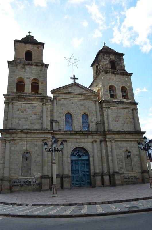 Cathedral Iglesia Metropolitana in Tarija