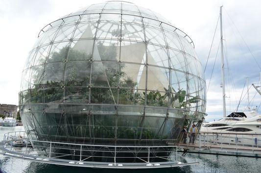 Biosfera in Genoa