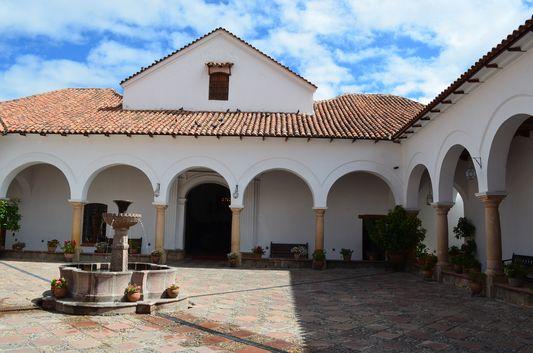Casa de la Libertad in Sucre