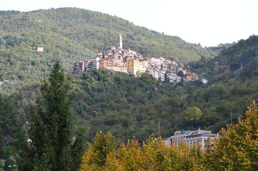 Castel Vittorio village