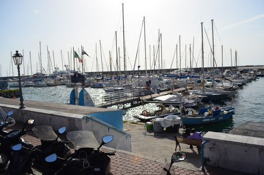 Sanremo port