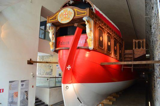 in Galata Museo del Mare