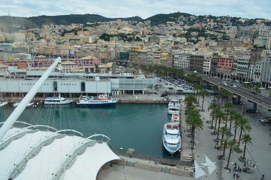 view from Il Bigo