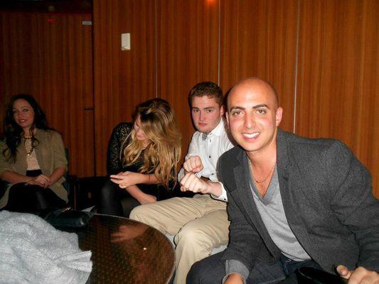 Dan, Will, Lauren and Rachel