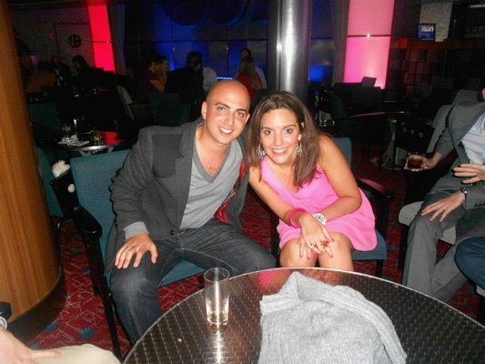 Dan and Natasha