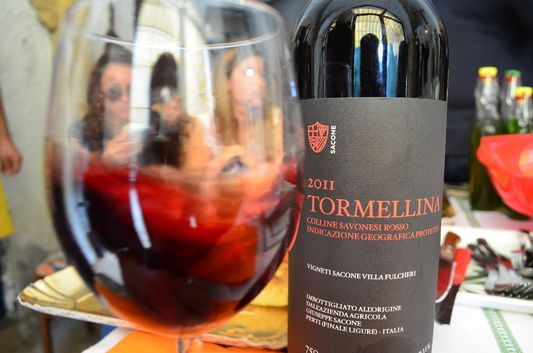 Tormellina red wine