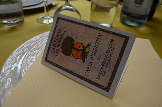 a truffle ID