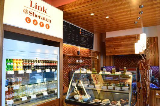 Link Sheraton Cafe