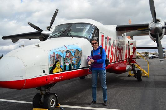Vision Airlines to Grand Canyon