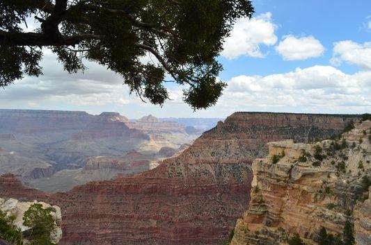 colorful Grand Canyon