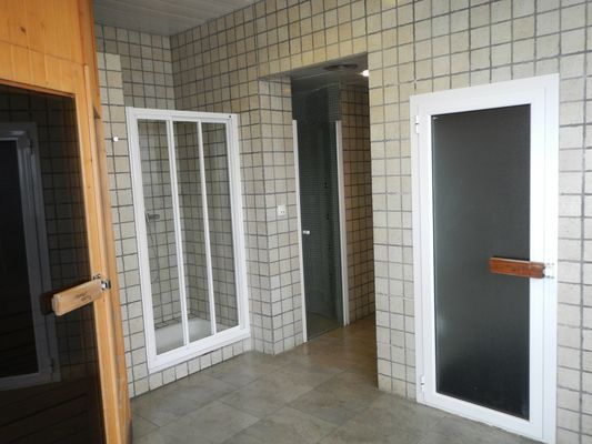 sauna in Hotel Spa Terraza