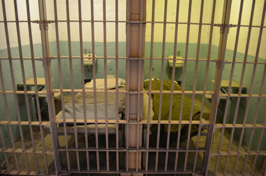 Alcatraz Island Prison Prison On The Rock