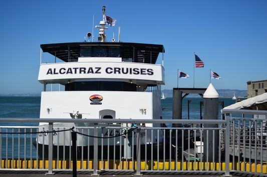 Alcatraz cruises ferry