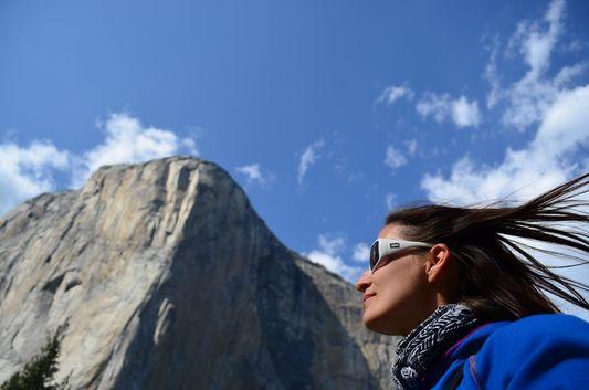Awestruck by El Capitan