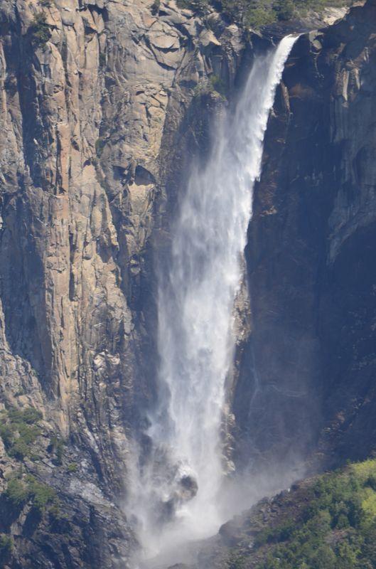 Bridalveil Waterfall Yosemite