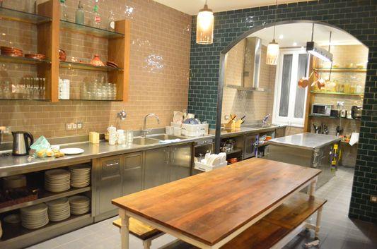 Casa Gracia kitchen