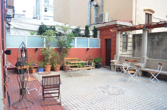 Casa Gracia terrace