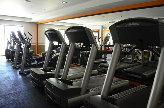 Hacienda Encantada gym