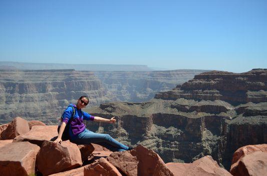 I love Grand Canyon