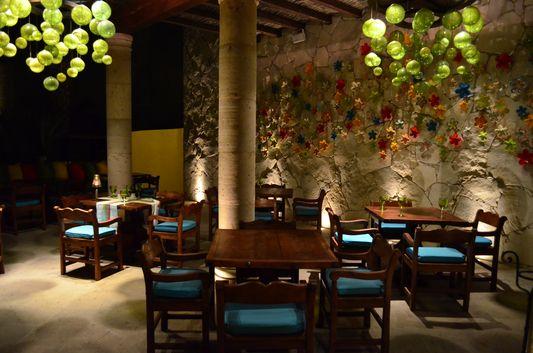La Trajinera restaurant