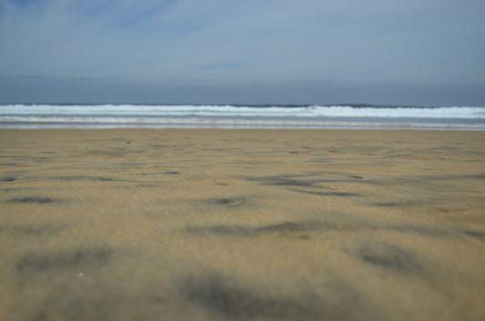Las Palmas mixed with grey sand