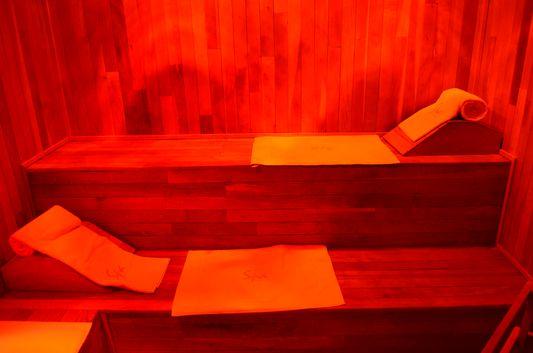 Marina Fiesta spa sauna