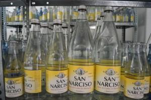 San Narciso bottles