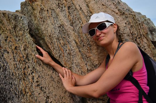 beautiful rock texture
