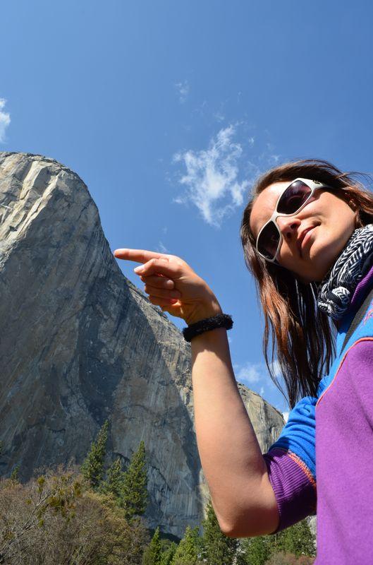 making El Capitan smaller