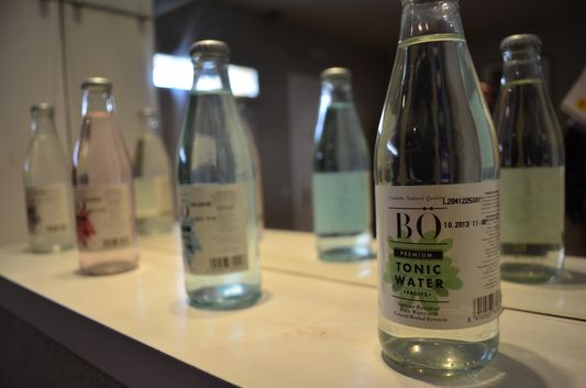 new Bo tonic water
