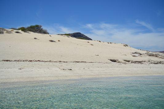 beautiful Bonanza beach