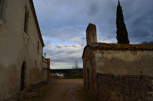 little church San Sebastian