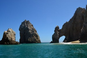 the Arch in Cabo
