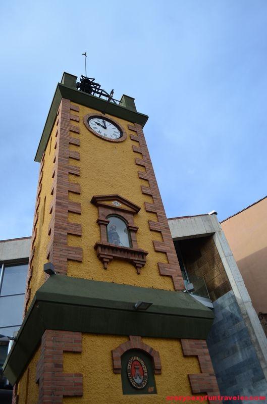 Castellfollit de la Roca town hall
