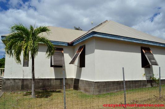Horatio Nelson Museum Nevis