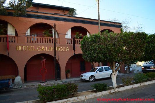 Hotel California nowadays