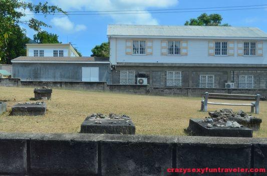 Jews Burial Ground Nevis