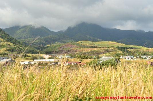 Mount Liamigua volcano
