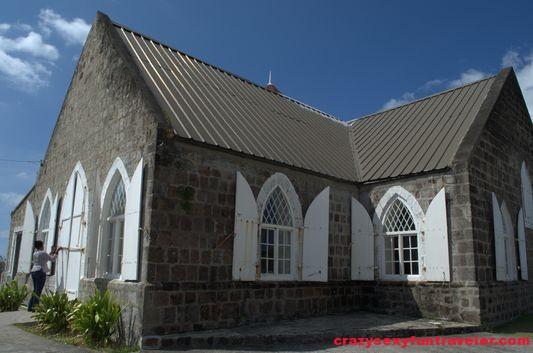 St. Thomas Church Nevis