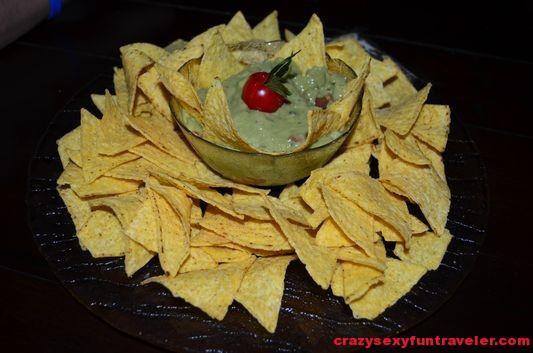 guacamole in Papa Chico in Portoroz
