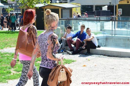 Ljubljana girls